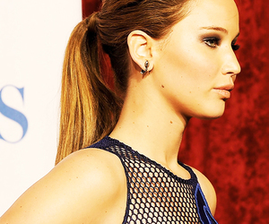 Jennifer Lawrence, Jennifer, and the hunger games image