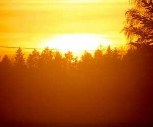 finland, sunset, and canon7d image