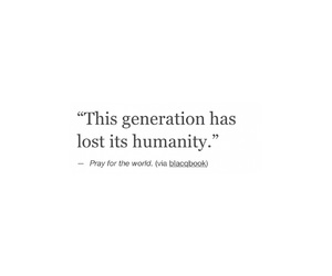 generation, humanity, and life image