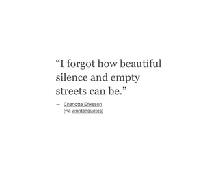 quotes, empty, and silence image