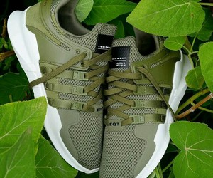 green, shoes, and sneakers image