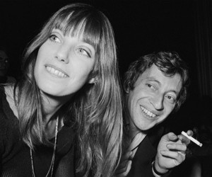 jane birkin and serge gainsbourg image