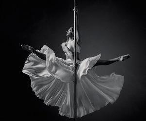 beauty, pole, and pole dance image