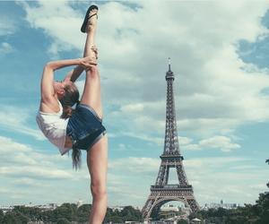 ballerina, dancer, and flexible image
