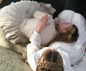 Elle Fanning, Kirsten Dunst, and the beguiled image