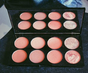 blush, cosmetics, and makeup image