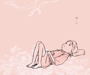chihiro, spirited away, and ghibli image
