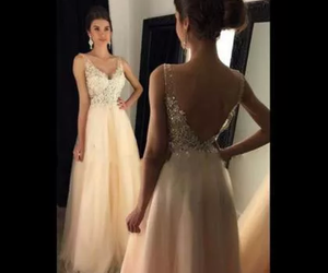 evening dress and prom dresses image