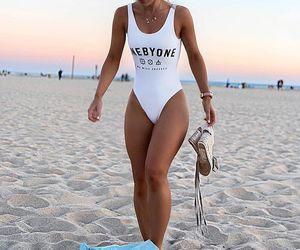 summer, beach, and goals image