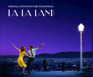 la la land, emma stone, and movie image