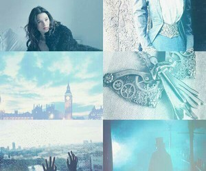 cassandra clare, pretty, and the infernal devices image