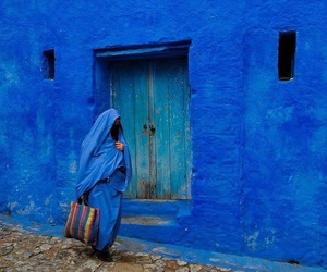 blue and morocco image