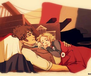 les miserables and courfeyrac image