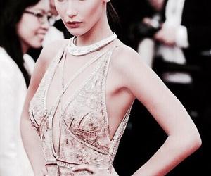 bella hadid, model, and fashion image