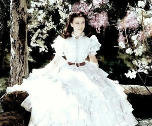 Gone with the Wind and vivien leigh image