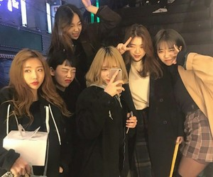 ulzzang, friends, and girl image