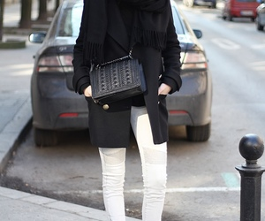 fashion, outfit, and minimal image