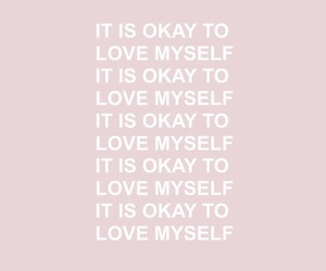 quote and loveyourself image