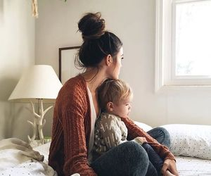 family, love, and mom image