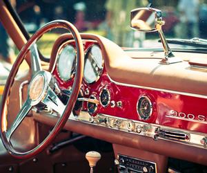 car, old car, and retro image