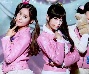 t-ara, jiyeon, and hyomin image