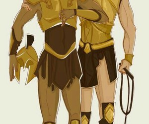 achilles, ancient greece, and gay image