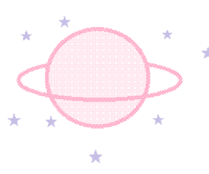 planet, pink, and png image