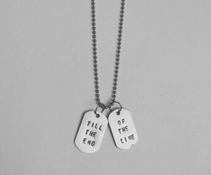 dog tag, stucky, and till the end of the line image