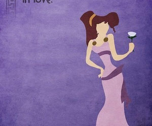 meg, purple, and quotes image