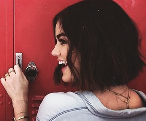 lucy hale, pll, and icon image