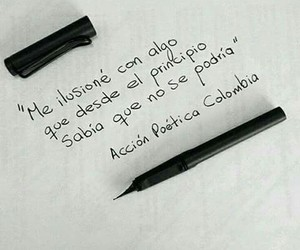 love, frases, and ilusion image