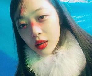 girl, sulli, and korean image
