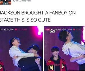kpop, got7, and jackson image