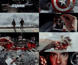 edit, Marvel, and movie image