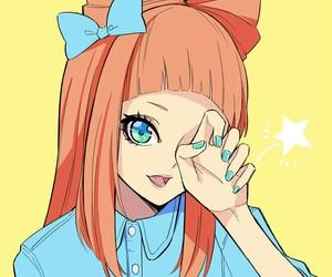 anime girl, art, and cute image