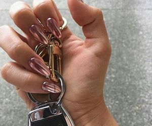 nails, mercedes, and luxury image