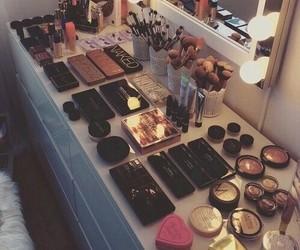 girl, girls, and make up image