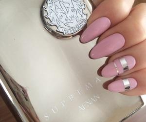nail, ногти, and nails image