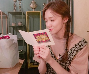 model, lee sung kyung, and heybiblee image