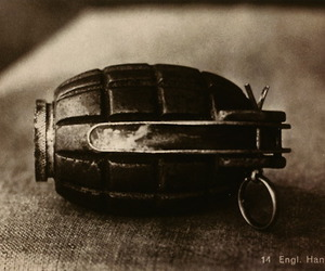 1915, weapon, and vintage image