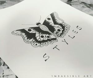 art, Harry Styles, and fanart image