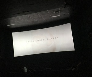 movie, fifty shades darker, and love image