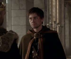 reign, bash, and alan van sprang image
