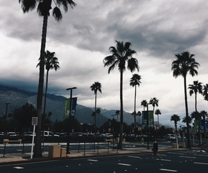 california, clouds, and outdoors image