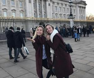 girls, london, and twins image