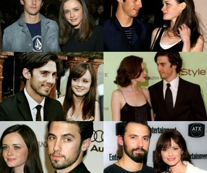 alexis bledel, best couple, and gilmore girls image