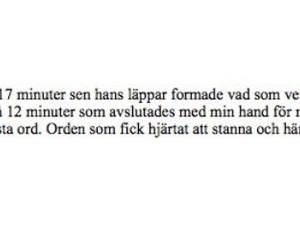 svenska, citat, and kärlek image