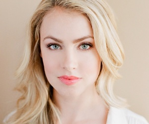 blonde, suits, and amanda schull image