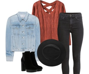 autumn, fashon, and Polyvore image