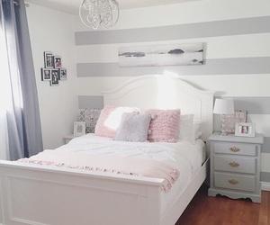 bedroom, design, and details image